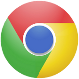 Chrome Download Button